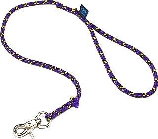 ドッグ・ギア ザイルリード タイプS ロープ径6mm 全長200cm パープル 「愛犬とのコミュニケーションを楽しむためのリードです」
