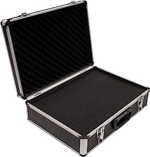 comprar comparacion PeakTech 7310 - Estuche Universal para Dispositivos de Medición, Robusto, Almacenamiento de Herramientas, Relleno de Espum...