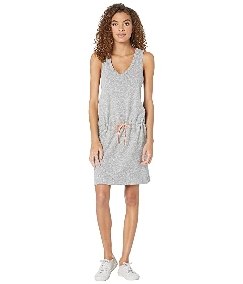 Emporio Armani Melange Eagle Short Dress