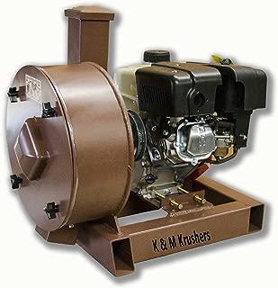 Rock Crusher Gas Powered 6.5Hp-Gold Ore-14