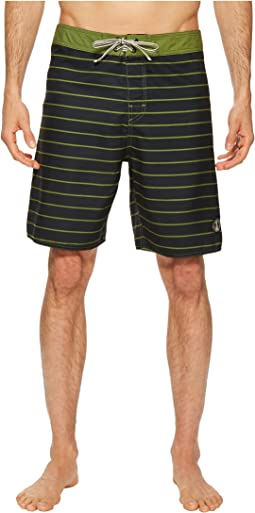 Captain Fin - Time Warp Boardshorts