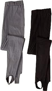 Women's 2-Pack Stirrup Legging Pants