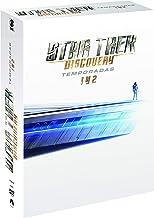 Pack 1-2: Star Trek Discovery [DVD]