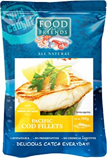 Food for Friends Pacific Cod with Orange Soy Glaze 750g, 1 Count - Frozen