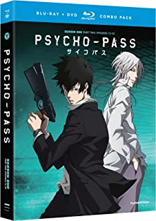 PSYCHO-PASS サイコパス: シーズン1 Pt.2 北米版 / Psycho-Pass: Season One Part Two [Blu-ray+DVD] [Import]