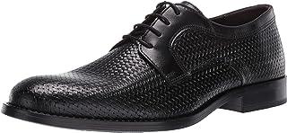 حذاء مينتين اوكسفورد للرجال من ستيف مادن, (جلد أسود), 43 EU