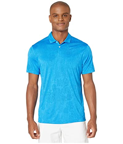 Nike Golf Breathe Vapor Jacquard Polo (Photo Blue/Battle Blue/Photo Blue) Men