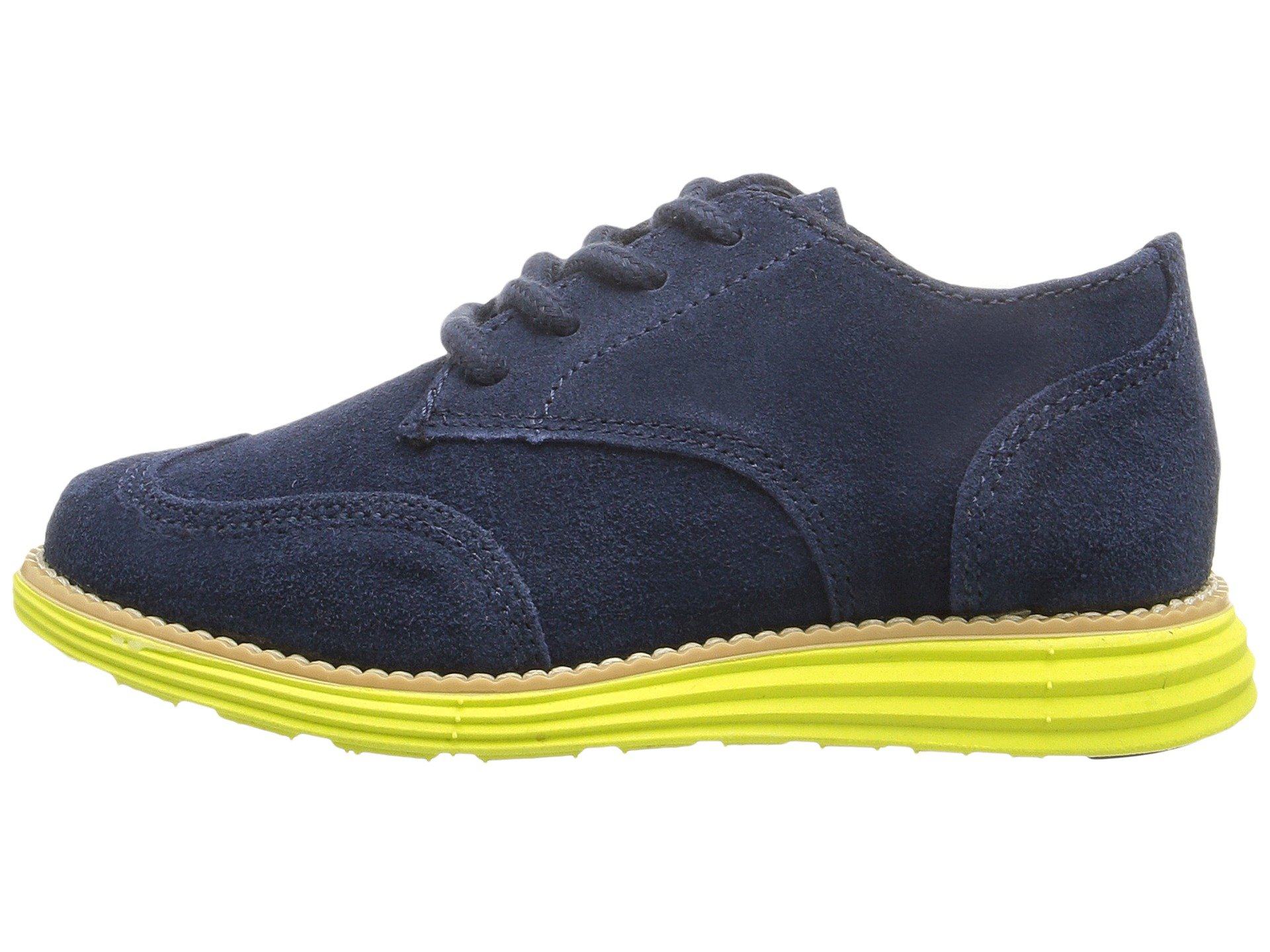 Cole Haan Kids Grand Oxford Toddler Little Kid at 6pm