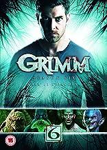 Grimm: Season 6 Set [Edizione: Regno Unito] [Reino Unido] [DVD]