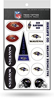 Rico NFL Tattoo Variety Pack