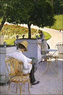 20x30 Poster; Gustave Caillebotte The Orange Trees