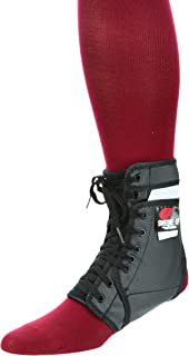 Swede-O Ankle Lok Ankle Brace, Black - Medium