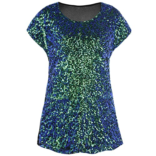 clearance detailing huge range of Sparkly Shirts: Amazon.com