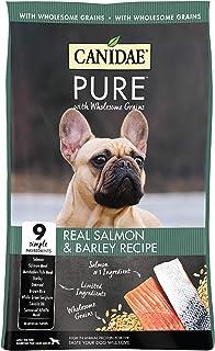 CANIDAE Pure Real Salmon & Barley Recipe Dry Dog Food, 24 lbs.