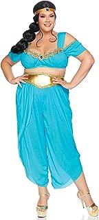 Best plus size princess jasmine costume Reviews