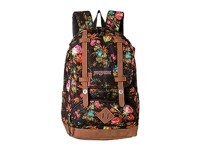 JanSport Baughman (Countryside Garden) Backpack Bags