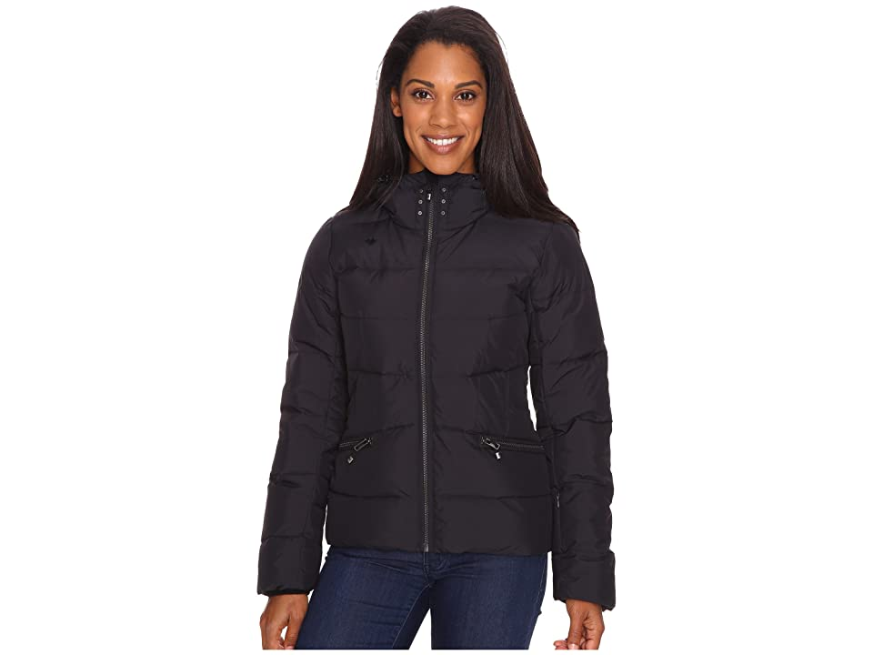 1f20097938c Obermeyer Charisma Down Jacket (Black) Women