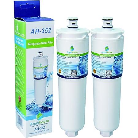 740560 2 x FilterLogic FFL-110B Filtre /à eau compatible aux UltraClarity 00740560 Ultra Clarity 9000733786 VIB-Z4500W0 644845 pour BOSCH SIEMENS NEFF MIELE HAIER Hotpoint Ariston frigo am/éricain