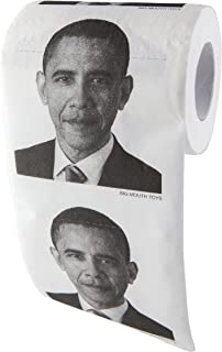 Big Mouth Toys Funny Toilet Paper: Obama