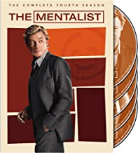 The Mentalist: Season 4 (DVD)