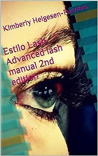 Estilo Lash Advanced lash manual 2nd edition