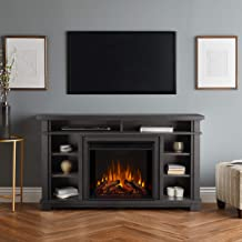 Real Flame Belford Electric Fireplace, Grey