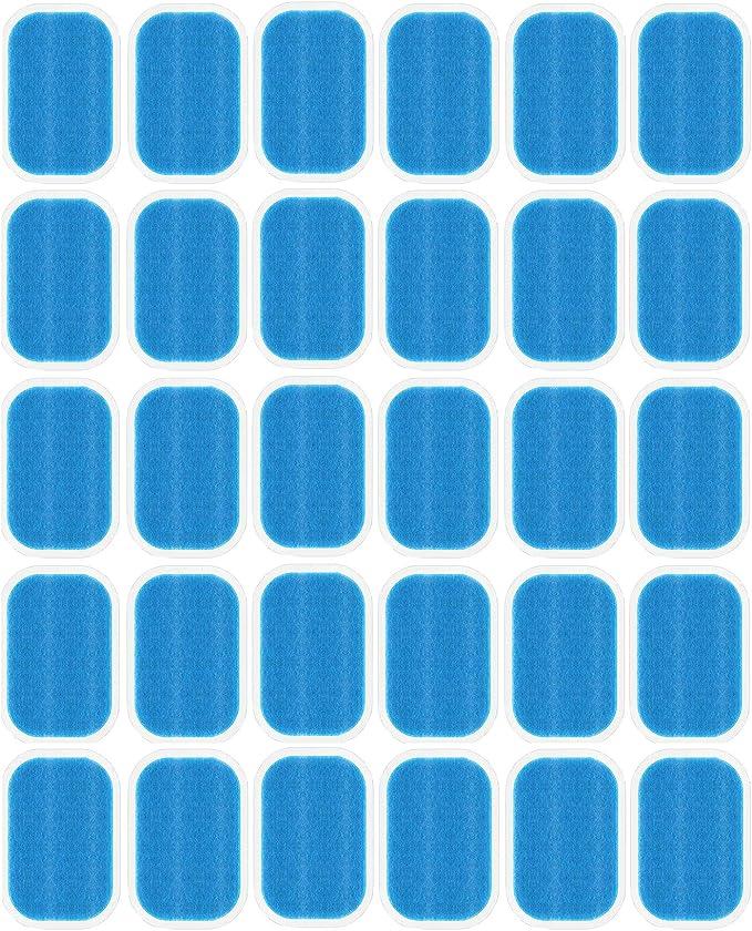 185 opiniones para NewL Abs Trainer Lámina de gel de recambio para tonificar el cinturón abdominal,
