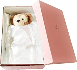 ペット葬儀 ペット棺 ペット火葬 お見送りお布団 Sサイズ セット ピンク 小型犬 猫 ウサギ 小動物向き