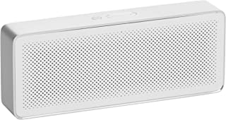 Mi Bluetooth Speaker Basic 2 with High-Definition Sound and up to 10 Hours Battery (White)
