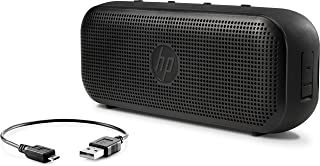 Speaker Mobile Bluetooth S400, HP, 404020690100 Preto HP 404020690100, Preta