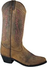 Women's Taos Leather Western Boot