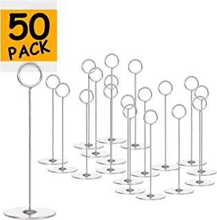 Set of 50 Place Card Holders - 8
