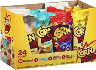 Corn Nuts Crunchy Corn Kernels Variety Pack - 1.7 oz. - 24 pk