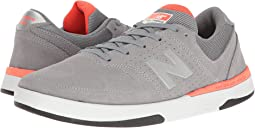 Grey/Fire