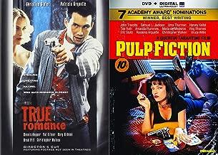 The Best Scripts Quentin Tarantino Has Ever Written Double Feature -True Romance (Director's Cut) & Pulp Fiction 2-Movie Masterpiece DVD Bundle