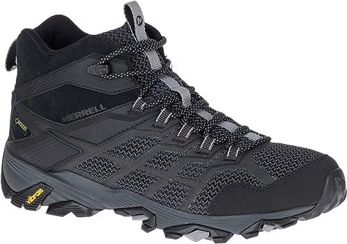 Merrell Moab FST 2 Mid GTX schuhe Men All schwarz 2019 Schuhe