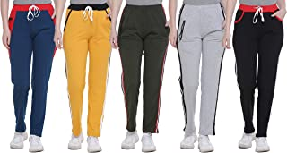 69GAL Women Trackpant (831WP5_P$_Pack of 5)