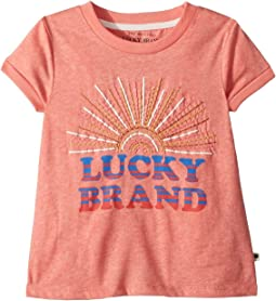 Lucky Brand Kids - Maisie Tee (Little Kids)