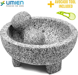 molcajete pestle and mortar