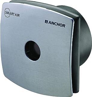 Panasonic - 14030SS Smart Air 100mm Ventilation Fan (Steel Grey)