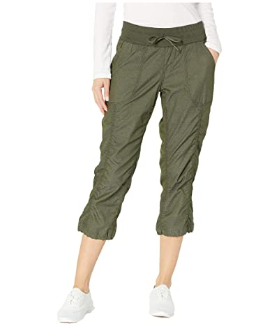 The North Face Aphrodite 2.0 Capris (New Taupe Green Heather) Women