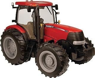 John Deere Ertl Big Farm Tractor Toy, Red