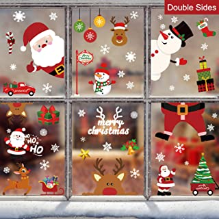 Best xmas stickers for windows Reviews