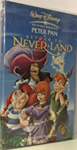 Return to Never Land (2002) 70 Min. Animation, Adventure Vhs Pal Video with Greek Subtitles Walt Disney Picture