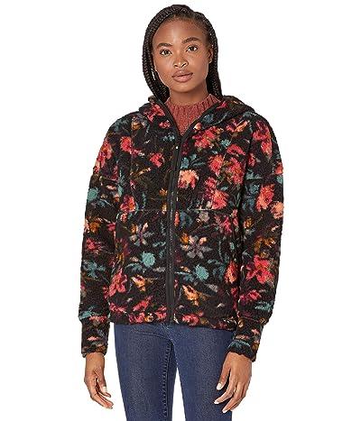 Prana Polar Escape Jacket (Black Fleur) Women