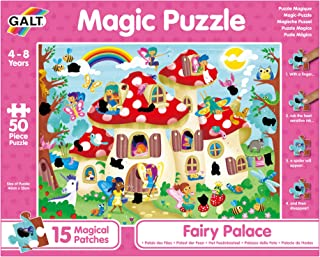 Galt Toys, Magic Puzzle - Fairy Palace