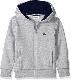 Boys' Sport Hooded Fleece Sweatshirt