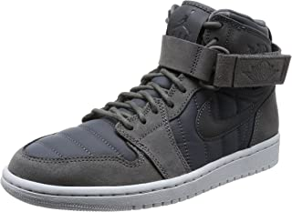 Men's Air 1 High Strap GreyPure Platinum/Anthracite (9 D(M) US)