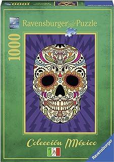 Ravensburger, Rompecabezas Calavera Mexicana, 1000 Piezas