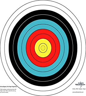Paper Rifle Targets